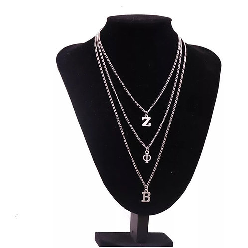 Zeta Phi Beta Necklace