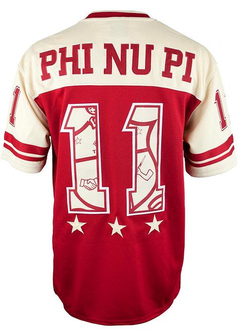 Kappa Alpha Psi Football Jersey