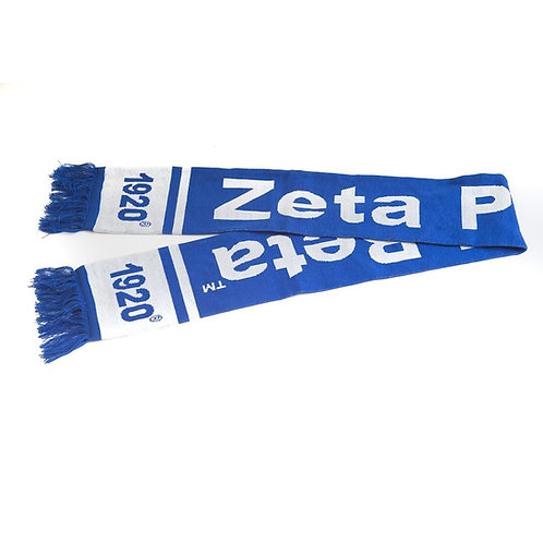 Zeta Phi Beta Scarf