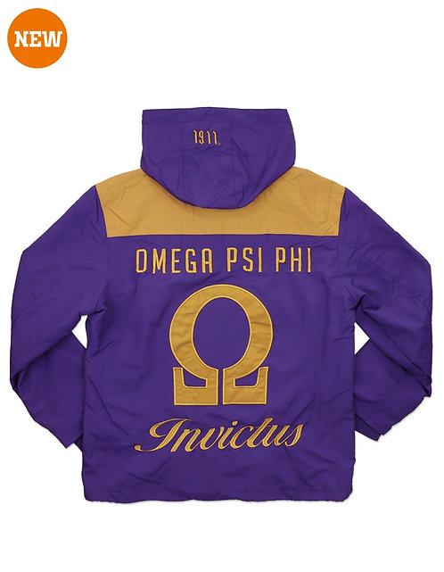 Omega Psi Phi Windbreaker Jacket