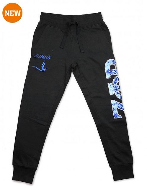 Zeta Phi Beta Sequin Jogger Pant