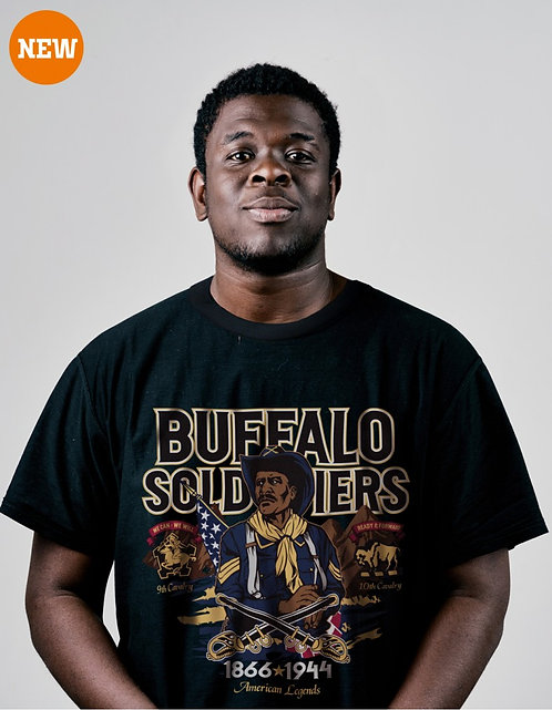 Buffalo Soldiers T Shirt