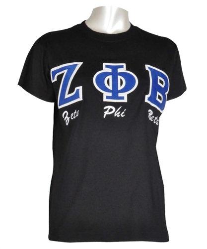 Classic Zeta Phi Beta T-shirt