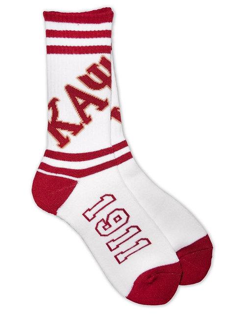 Kappa Alpha Psi Sock