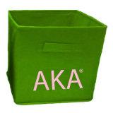 Alpha Kappa Alpha Storage Basket
