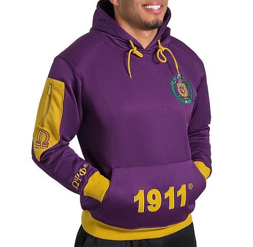 Omega Psi Phi Elite Hoodie Pullover