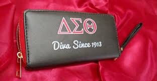 Delta Sigma Theta Wallet