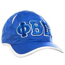 Phi Beta Sigma Running Cap