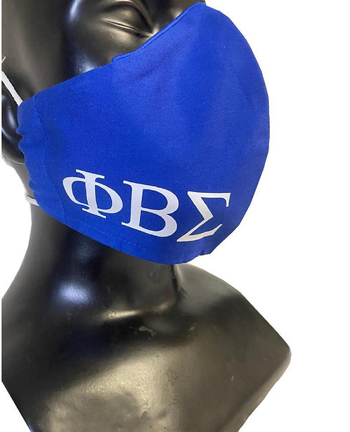 Phi Beta Sigma Mask