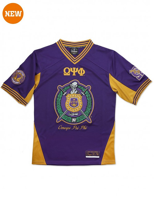 Omega Psi Phi Football Jersey