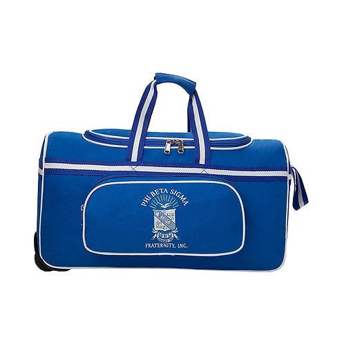 Phi Beta Sigma Trolley Bag