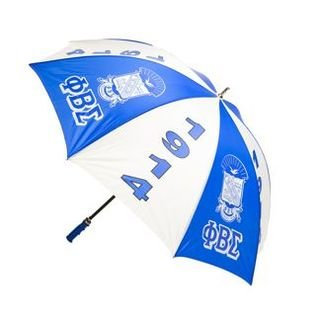 "Phi Beta Sigma 30"" Umbrella"