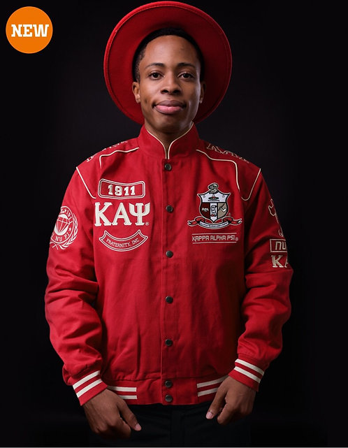 Kappa Alpha Psi Twill Jacket