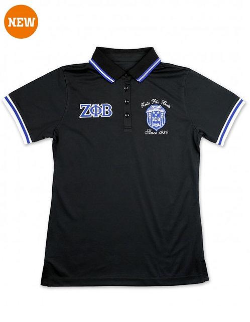 Zeta Phi Beta Polo