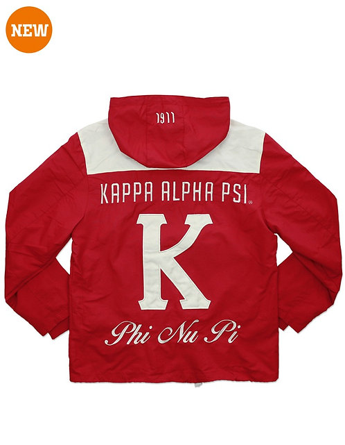 Kappa Alpha Psi WindbreakerJacket