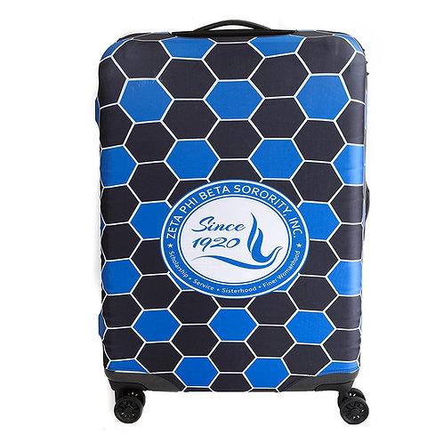 Zeta Phi Beta Large Luggage Cover