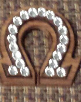New Divine9 Wood Lapel Pins