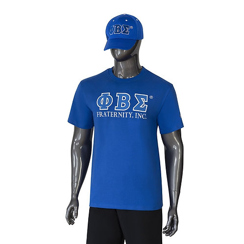 Phi Beta Sigma Luxury Tee