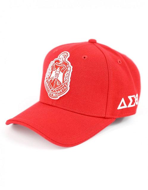 Delta Sigma Theta Baseball Cap