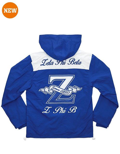 Zeta Phi Beta Windbreaker Jacket