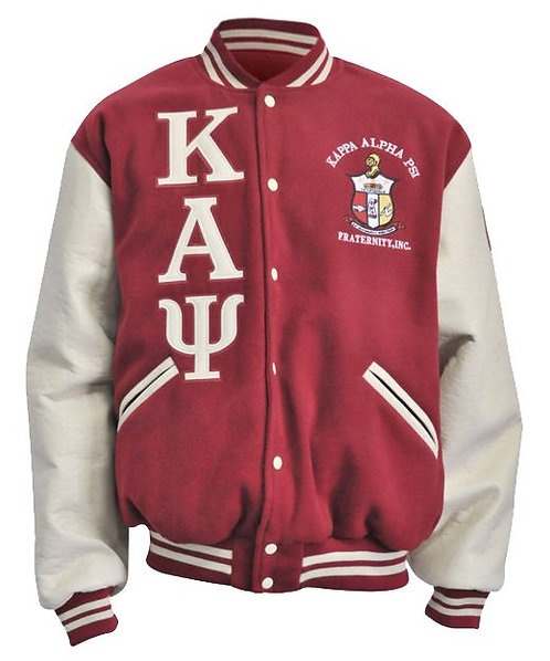 Kappa Alpha Psi Letterman Jacket