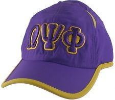 Qmega Psi Phi Featherlight Cap