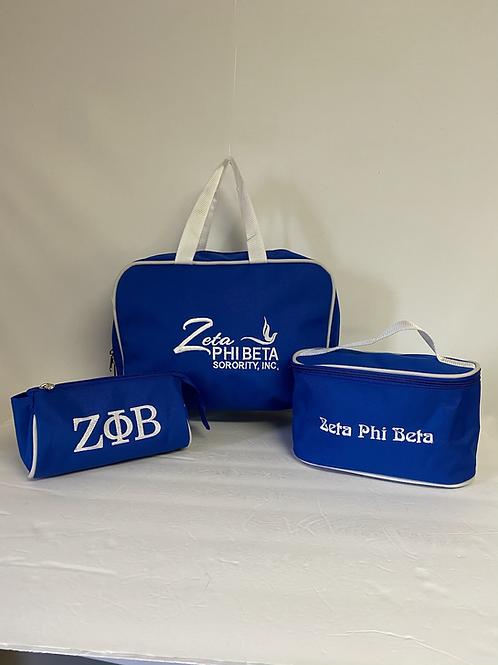 Zeta Phi Beta Cosmetic Sets