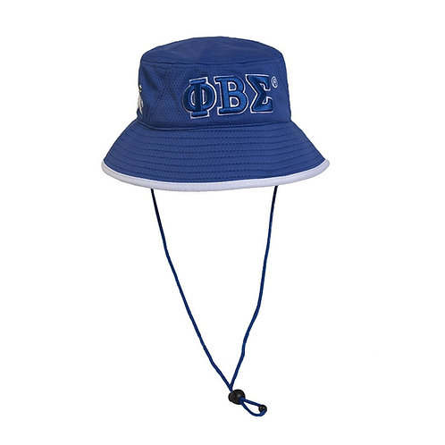 Phi Beta Sigma Novelty Bucket Hat