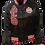 Thumbnail: Delta Sigma Theta Satin Basketball Jacket