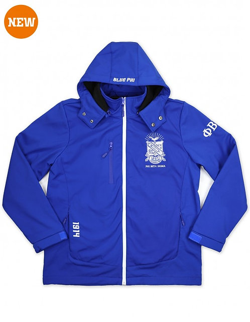 Phi Beta Sigma Coat Jacket