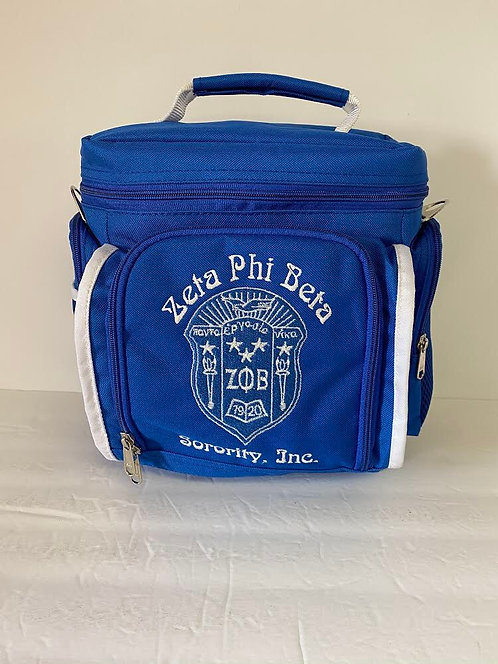 Zeta Phi Beta Lunch Bag