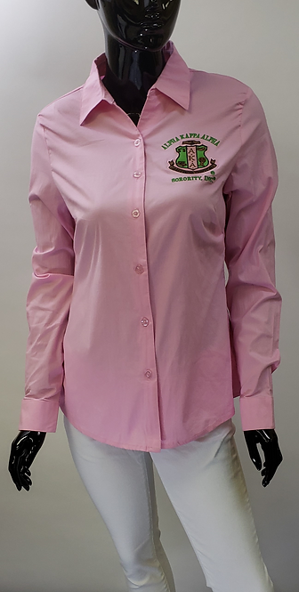 Alpha Kappa Alpha Dress Shirt