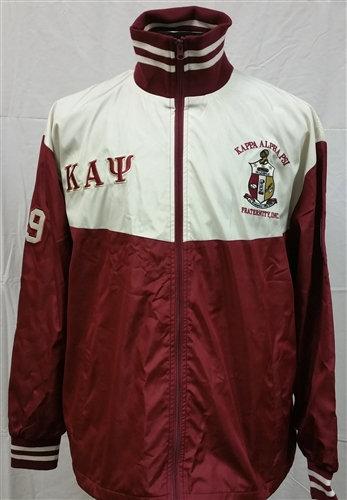 Kappa Alpha Psi Track Jacket