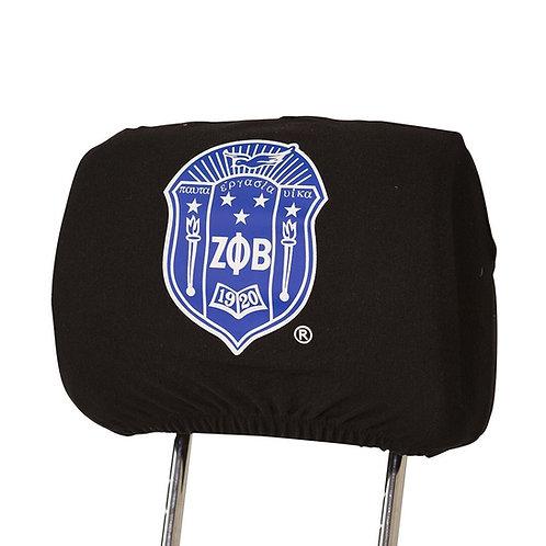 Zeta Phi Beta Seat Cover