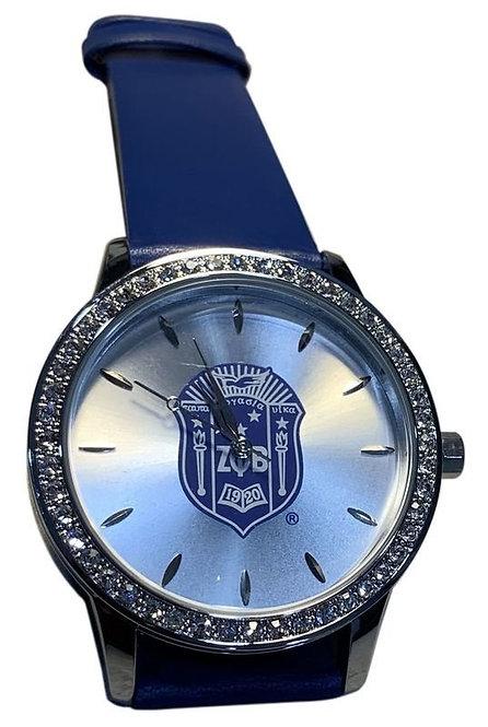 Zeta Phi Beta Shield Watch