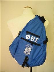 Phi Beta Sigma Sling Bag