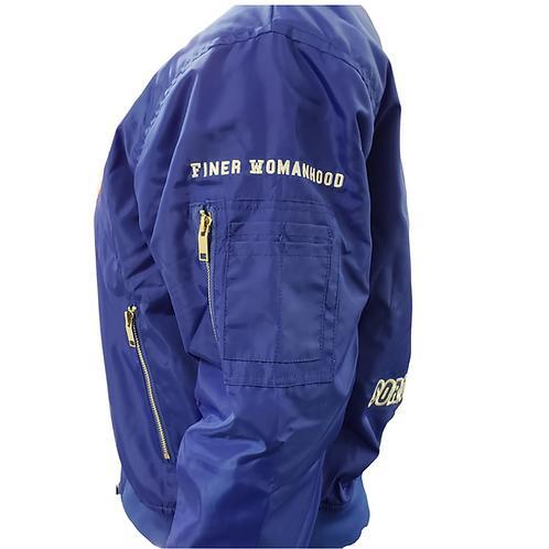 Zeta Phi Beta Bomber/Flight Jacket