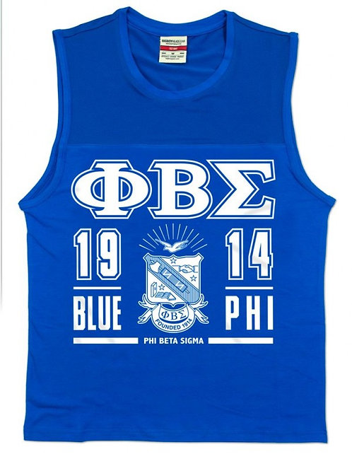Phi Beta Sigma Tank Top