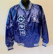Sigma Satin Baseball Jacket