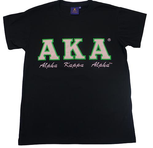 Alpha Kappa Alpha T shirt