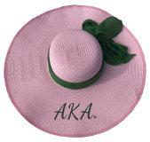 Alpha Kappa Alpha Dress Hat