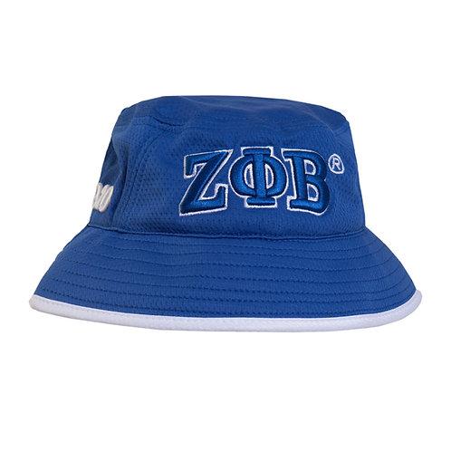 Zeta Phi Beta Novelty Bucket Hat