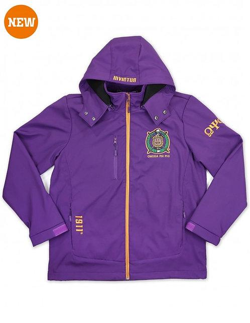 Omega Psi Phi Coat Jacket