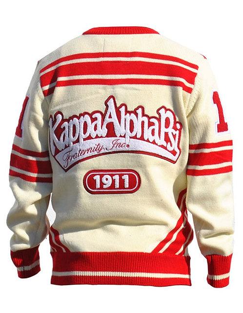 Kappa Alpha Psi V-Neck Sweater