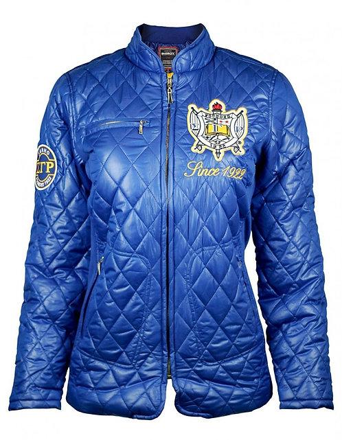 Sigma Gamma Rho Padding Jacket