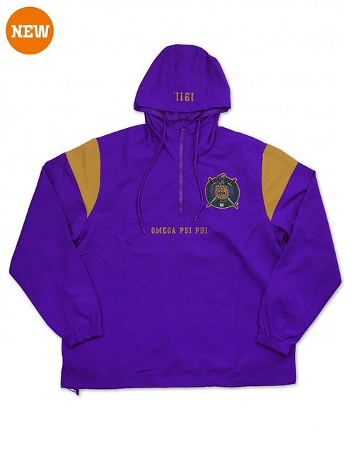 Omega Psi Phi Anorak Jacket
