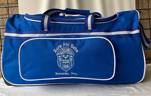 Zeta Phi Beta Trolley Bag
