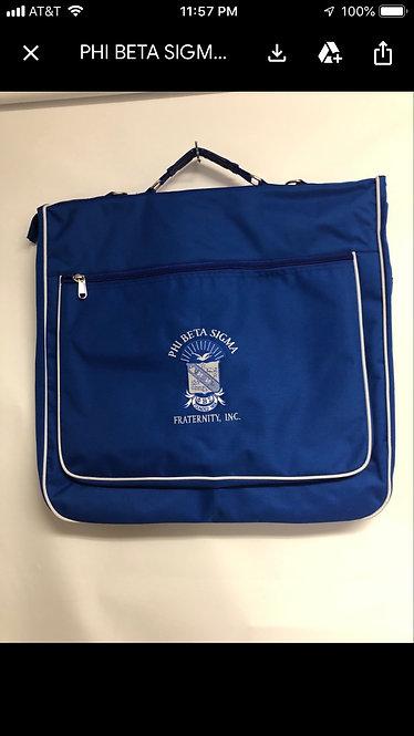 Phi Beta Sigma Garment Bag