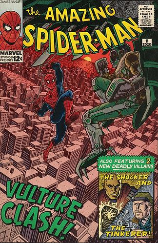 "Spider-Man: Homecoming - Vulture Clash - 11x17"" Print"
