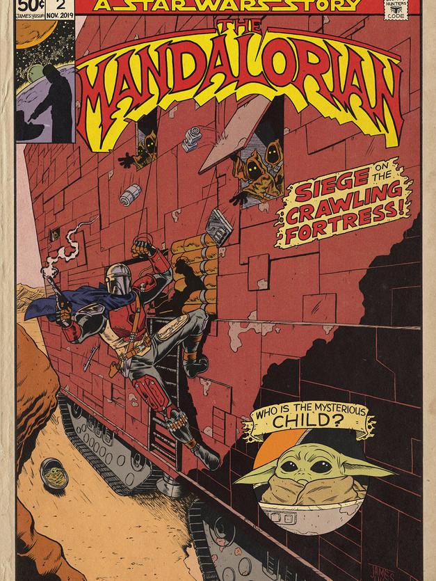 The Mandalorian - The Child - Watermarke